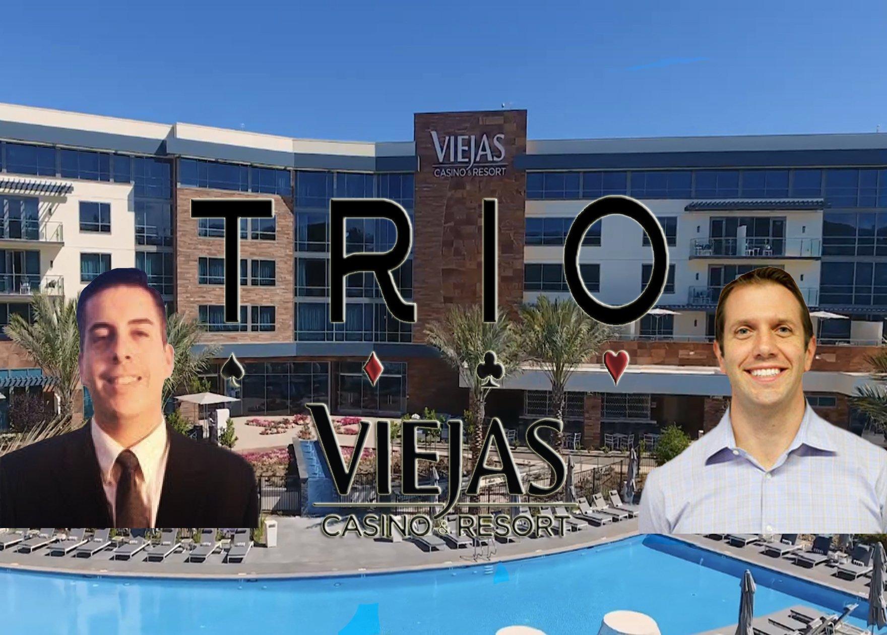 TRIO Testimonial: Alejandro Guardado- VP of Hotel Operations, Viejas Casino & Resort