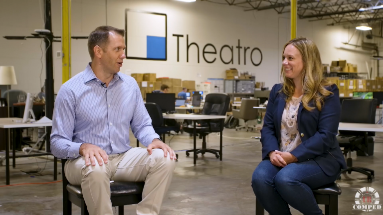 Retail Technology is Taking Over Casinos- Theatro Interviews[VIDEO]